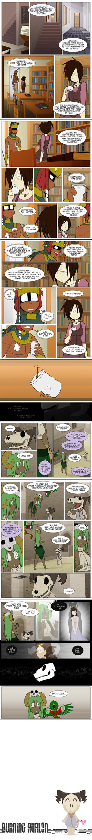 Burning Avalon Round 3: Page 3 by Tickity-Tock