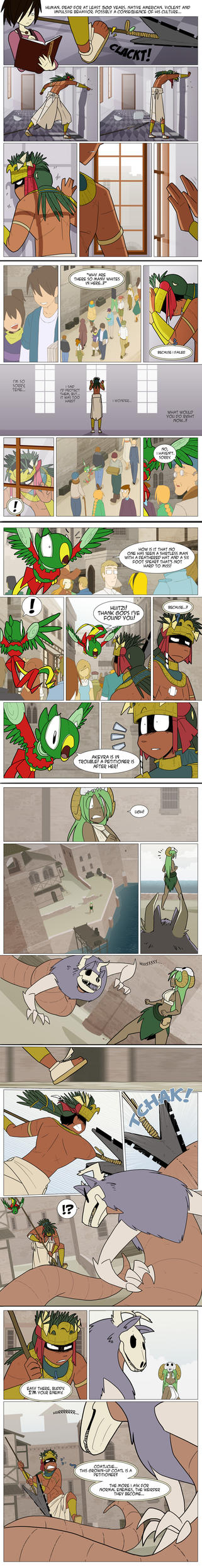 Burning Avalon Round 3: Page 5 by Tickity-Tock