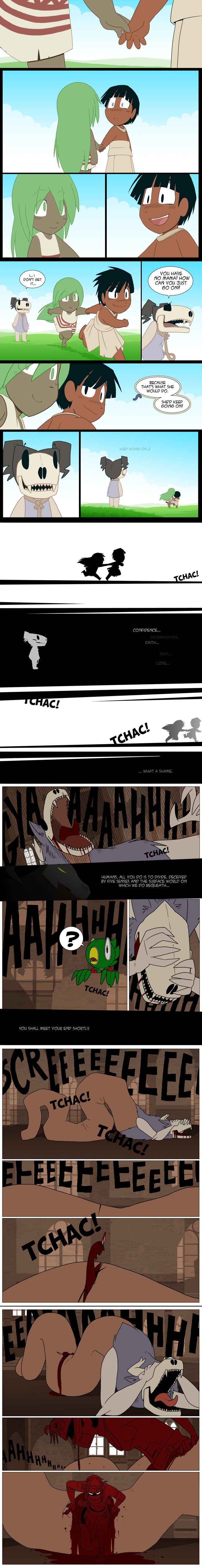 Burning Avalon Round 3:Page 12 by Tickity-Tock