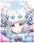 CM - Hydrangea