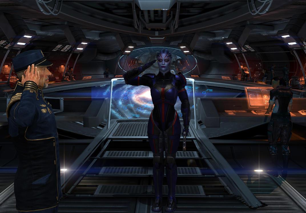 New Commander by BrainKiller20