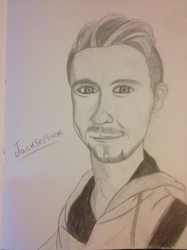 Jackcepticeye by AntiLucky