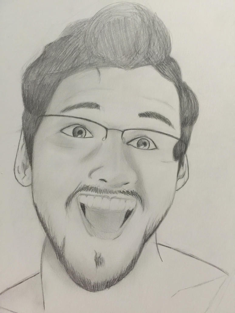 Markiplier by AntiLucky