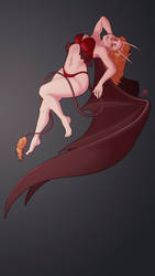 Succubus by jogeart