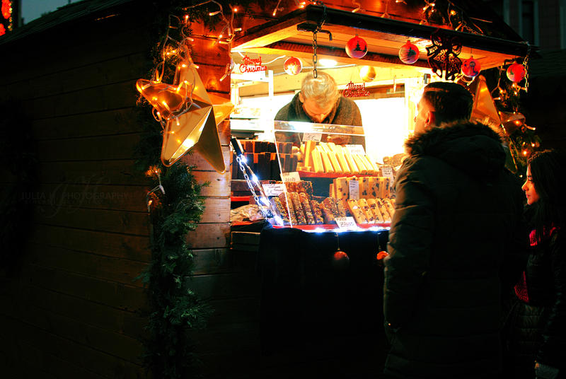 Christmas Market by since91
