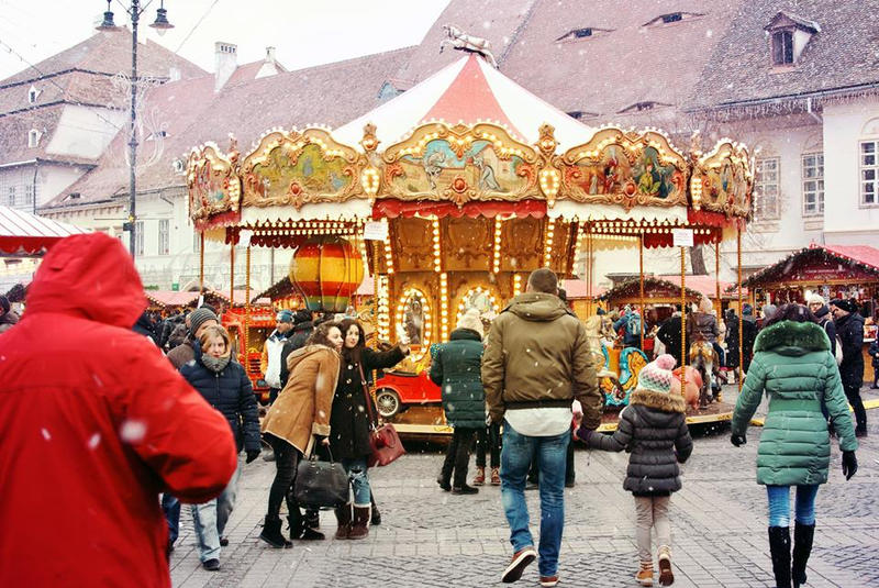 Winter in Brasov by since91
