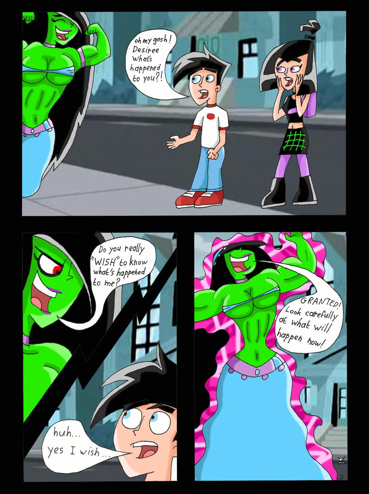 The Big Wish Page 03 by kimenguman on DeviantArt