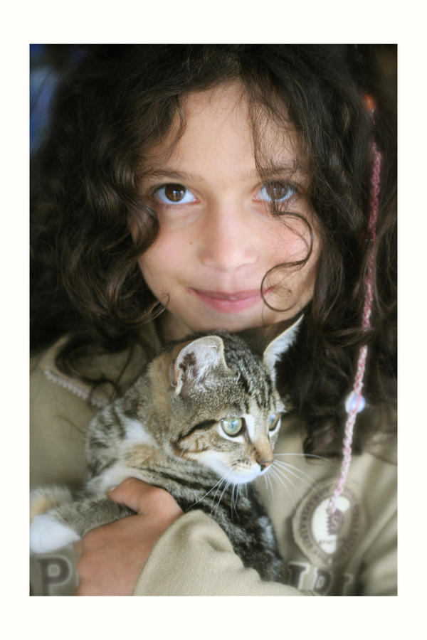 Salinas Kitten by humminggirl