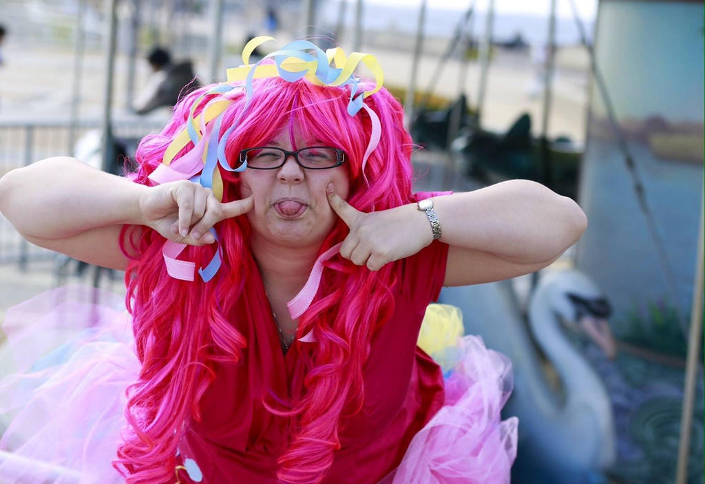 I'm so Pinkie Pie by sakurakenji