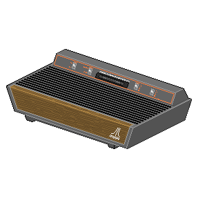 Iso Atari 2600 by absent-reality