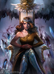 Crystal Crowned (Front Cover)