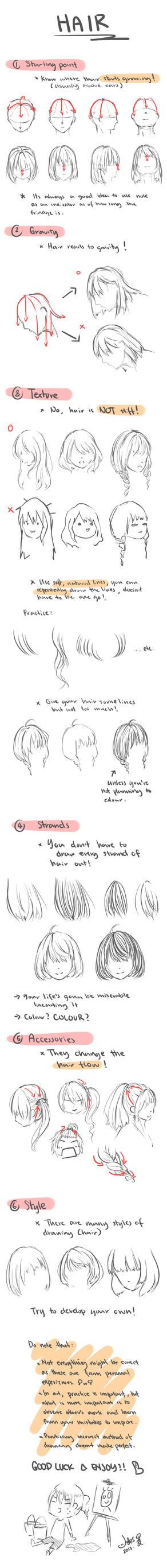 Hair tutorial by Viatasi