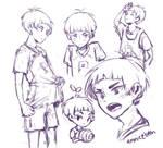 goshiki doodles oops