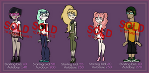 OCs For Sale [Closed]