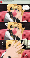 Answer to Question 112 - Sloppy Makeouts with Rin?