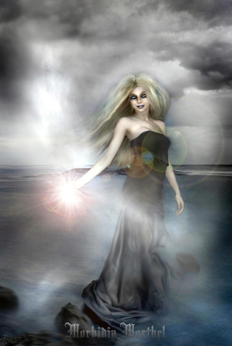 sea witch photomanip