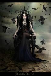 ...Chaos Queen... by MorbidiaMorthel
