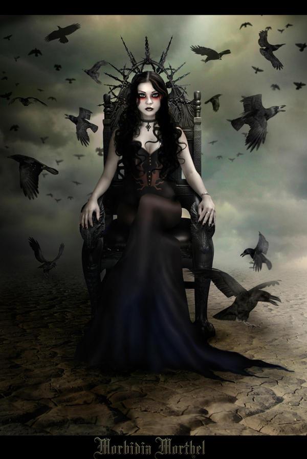 ...Chaos Queen...