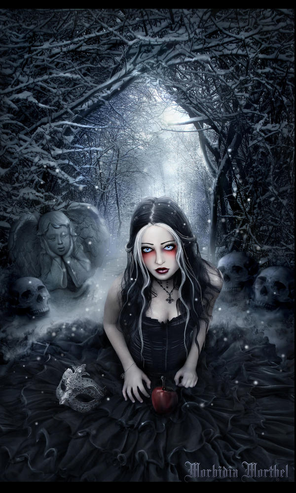 gothic art fantasy artwork - photo #10