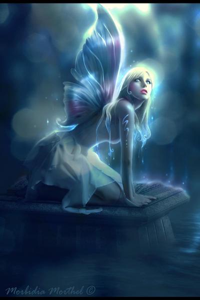 ...The Blue Fairy...