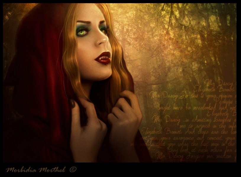 ...Red Riding Strikes back... by MorbidiaMorthel