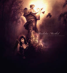 ...Burn... by MorbidiaMorthel
