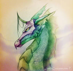 Oceanic Dragon