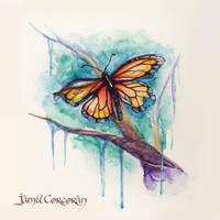 Tattered Monarch