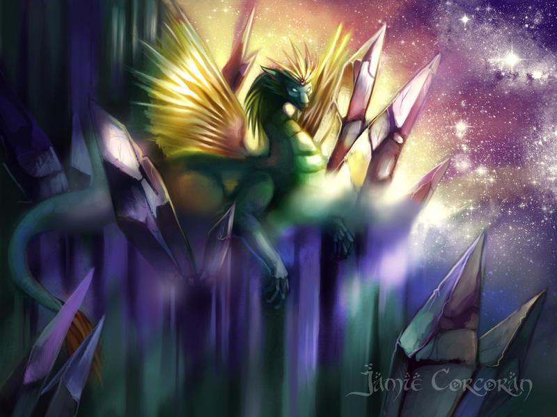 Cemaraock Dragon