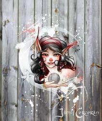 Gypsy Wood Elf
