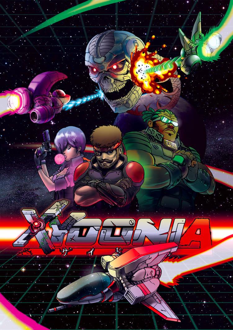 Xydonia Cover Art