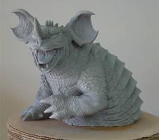 Monster Sculpture 1