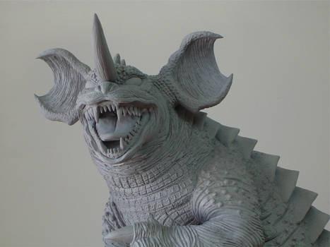 Monster 1 close up
