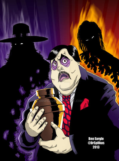 Paul Bearer by DrSpilkus