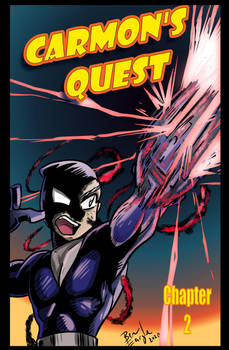 Carmon's Quest chapter 2 cover