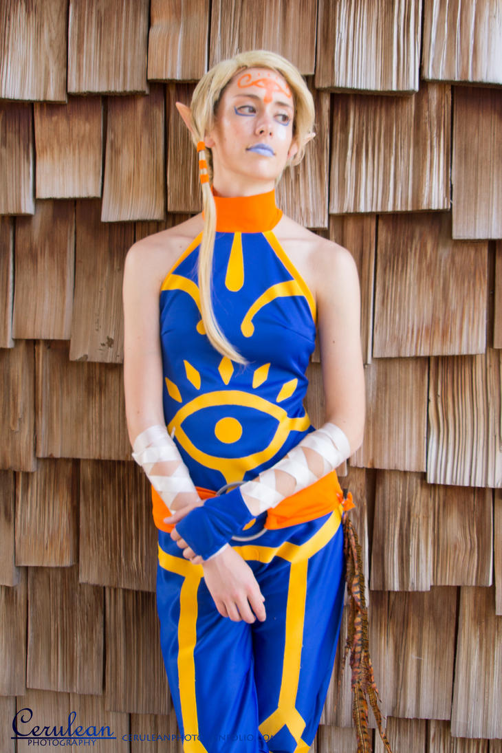 impa skyward sword cosplay - photo #6