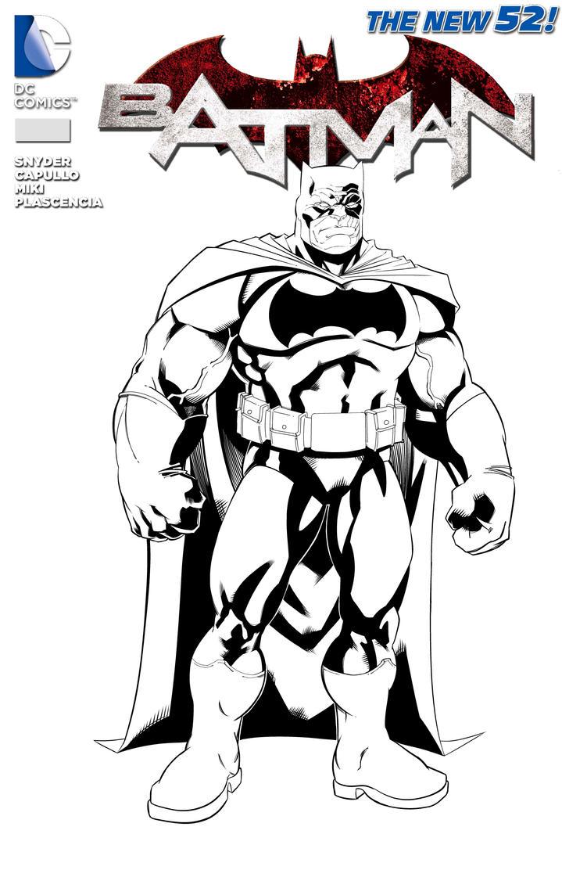 batman by chavana