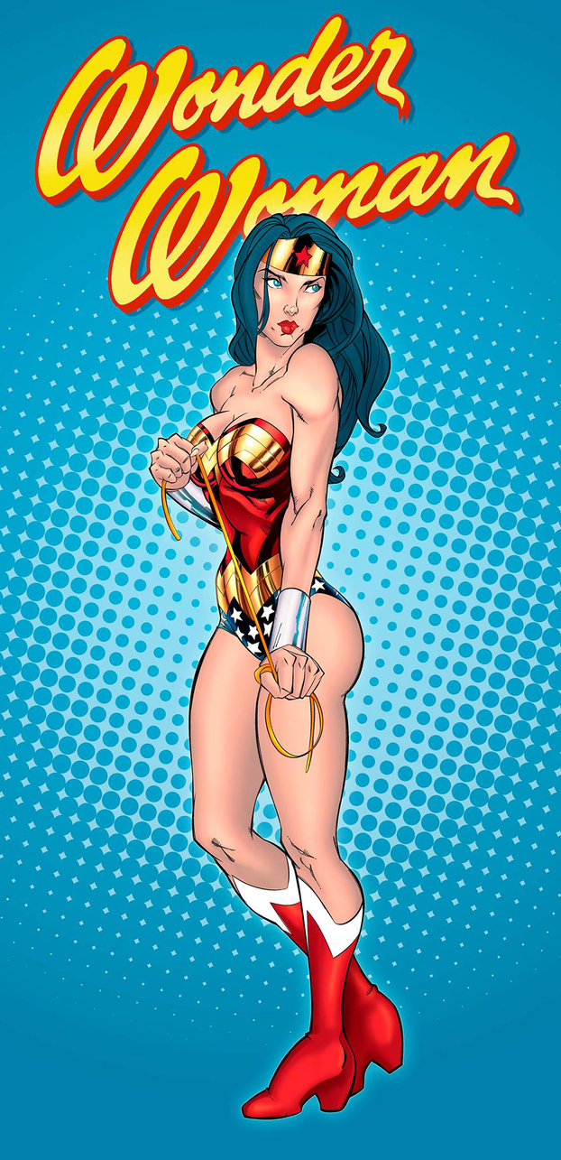 Wonder Woman by chavana