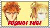 Tasuki and soi F Y stamp by otakulottie