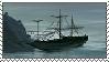 pirate ship stamp by otakulottie