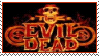 evil dead stamp by otakulottie