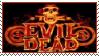 evil dead stamp by otakulottie
