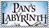 pan's labyrinth stamp by otakulottie