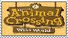 animal crossing:ww stamp by otakulottie