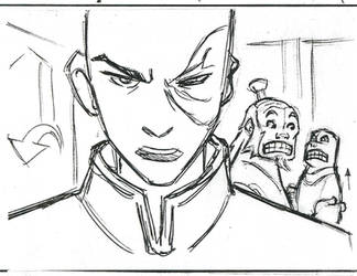 Avatar Storyboard 6 by BobbyRubio