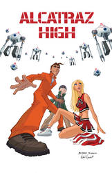 Alcatraz High cover art 3 by BobbyRubio