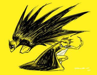 Batty batty batty by BobbyRubio