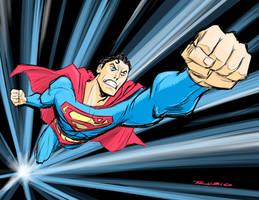 The One True Superman by BobbyRubio