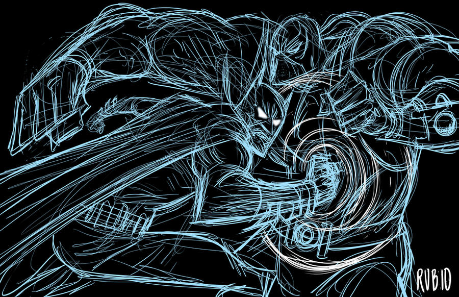 Bat Sonar by BobbyRubio