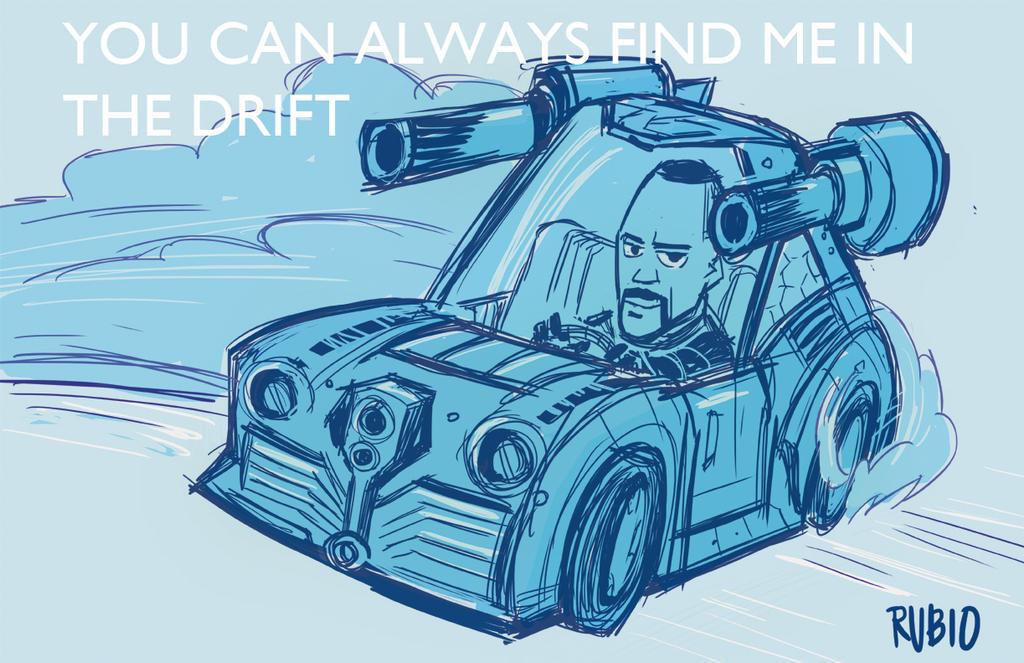 Pacific Rim Drift 2 Fast by BobbyRubio